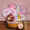 Totally Teddy Baby Gift Basket