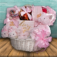 Ultimate Teddy Baby Gift Basket