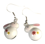 Bunny Bell Earrings
