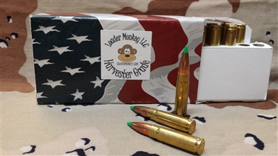 300 BLACKOUT 125GR NOSLER BT 20 Rounds