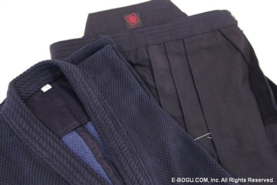 Shoaizome #10000 Hakama & Double Layer Set