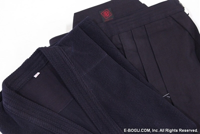 Shoaizome #5000 Hakama & Single Layer Kendogi Set