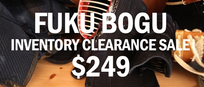 Best value FUKU Assortment Kendo Bogu Set A