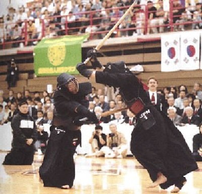 34th All Japan Kendo Championships (11/3/1986)
