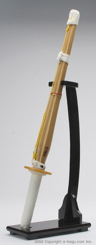 Mini Shinai (1 Shinai) with Stand