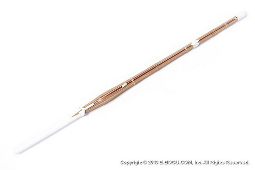 "Top Quality BIO Treated Shinai - ""KAI"" Dobari Style (Completely assembled with Top quality leather) Size 38"