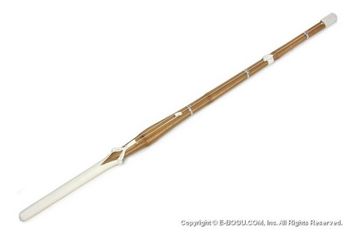 "Top Quality BIO Treated Shinai - ""KAI"" Dobari Style (Completely assembled with Top quality leather) Size 39"