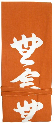 Munen Muso Shinai Bag (3 Shinais) Orange
