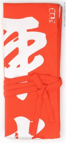 Hei Jou Shin Shinai Bag (3 Shinais) Orange