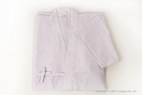 Top Quality IAIDO Gi (WHITE)