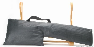 Black Tonfa Bag