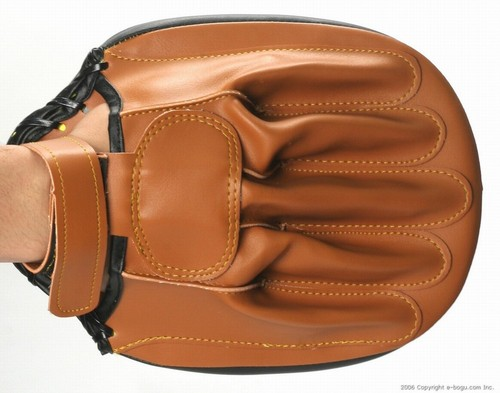 Brown Focus Mitt
