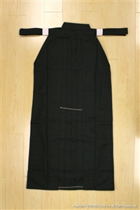 Outlet Navy Blue Tetron Hakama - Size 22