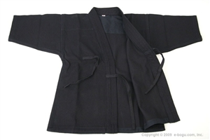 ** OUTLET ** Navy Blue Single Layer Kendo Kendogi-size 4