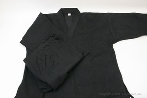 Outlet 14oz Black Karate Uniform - Size 3
