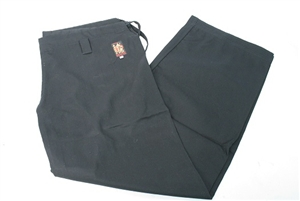 Brand Black Karate Uniform Pants Only - size 5