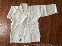 ** OUTLET ** BUTOKU Judo/Aikido Uniform (TOP ONLY) - Size 3