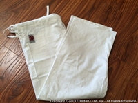 ** OUTLET ** BUTOKU Judo/Aikido Uniform (PANTS ONLY) - Size 6
