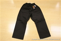 ** OUTLET ** BUTOKU LIGHT Weight Karate Uniform Set (BLACK) Pants only size2
