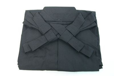 ** OUTLET ** Black Tetron Hakama - Size 27