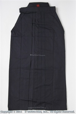 Outlet Navy Blue Tetron Hakama - Size 27
