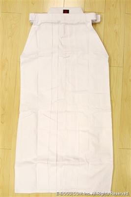 Outlet White Tetron Hakama