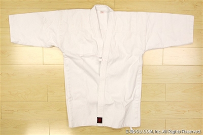 ** OUTLET ** Top Quality White Single Kendogi size 2