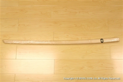 ** OUTLET **  White bokken Oak Bokken 1m