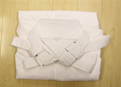 Top Quality 8,000 White Hakama - Size27
