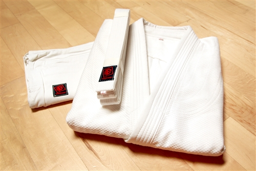 Top Quality BUTOKU Brand Single Layer Aikido Uniform Set