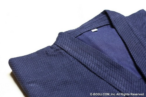 Navy Blue Single Layer Kendo Kendogi