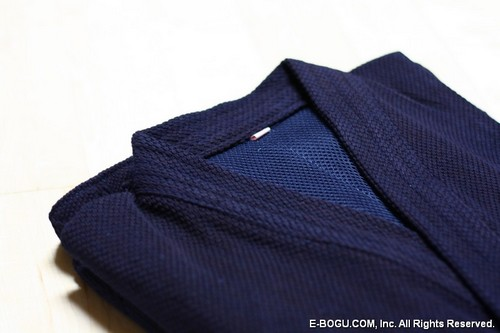 Shoaizome Dark Navy Kendo Super Keikogi with HiDriTex (Kendogi)