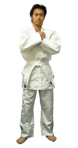 Top quality 650 g Bleached Judo Uniform Set