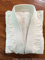 ** OUTLET ** BUTOKU SINGLE Layer Judo/Aikido Uniform(TOP only) - Size 6