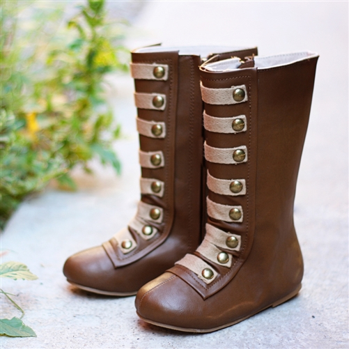 Joyfolie Leighton Military Boots
