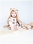 Spirithoods Kids - Toddler Blanket Snow Leopard
