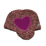 Peppercorn Kids Heart Beanie