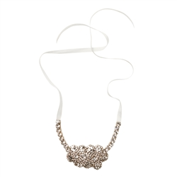 Tutu Du Monde Of The Skies Necklace in Silver