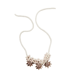 Tutu Du Monde Hidden Jewels Necklace in Rosegold