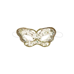 Tutu Du Monde Butterfly Mask in Gold