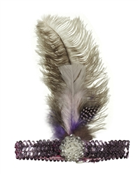 Tutu Du Monde Moonshine Feather Headband