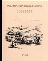 Talent Historical Society Cookbook