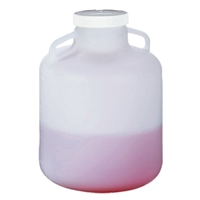 BOTTLE 2.5 CARBOY LDPE NORTON WIDE MOUTH