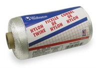 TWINE 800FT ROLLS TWISTED NYLON #18