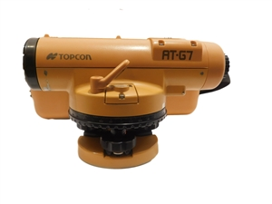 TOPCON AUTO LEVEL 22X MODEL AT-G7