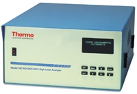 THERMO 42CHL NOX NO+NO2 0-10 TO 10,000PPM HIGH LEVEL CHEMILUMINESCENT PMT  (2-day min)