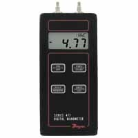 DWYER 477-2 DIGITAL MANOMETER 40""