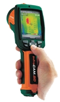 EXTECH INFRACAM IRC55 FLIR SD THERMAL IMAGING CAMERA