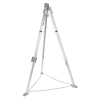 DBI/SALA TRIPOD 7 FOOT ALUMINUM TOP PULLEY