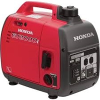 HONDA GENERATOR EU2000I - This item is for pick up only
